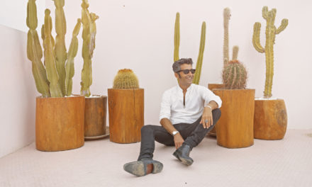 CEO and Founder of Concept Hotel Group, Diego Calvo has developed 6 properties in Ibiza, changing the rules of the game and breaking the Design mould!