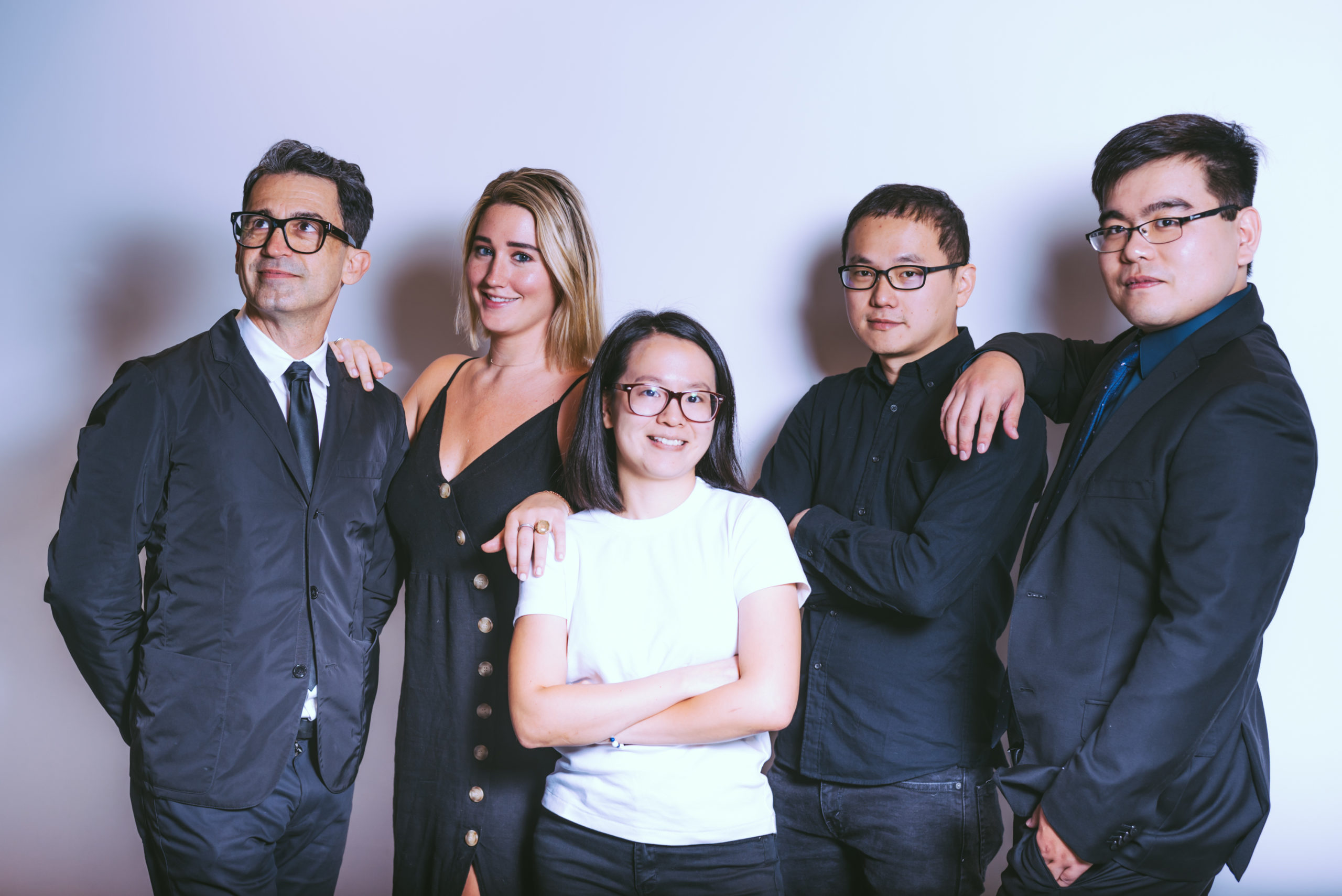 """Meet with the """"Arshia Architects"""" team, talented designers behind the stunning LIT Design Awards Trophy Design!"""
