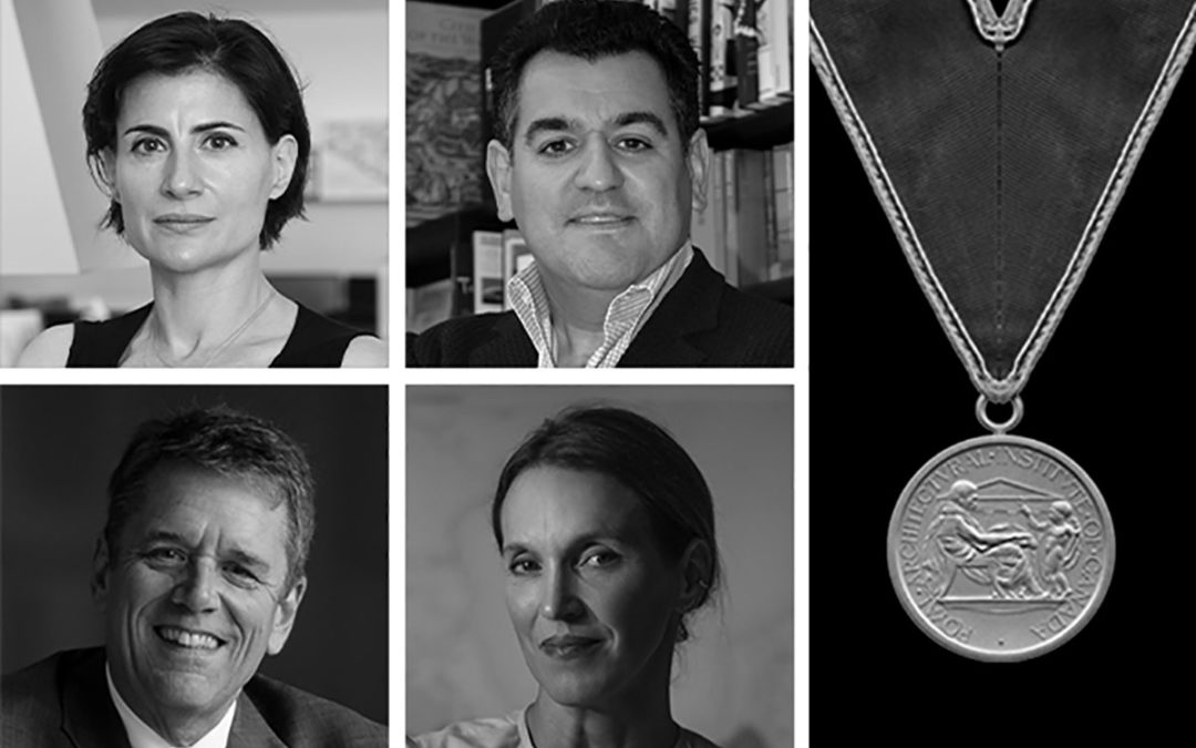Announcing the 2021 RAIC Honorary Fellows
