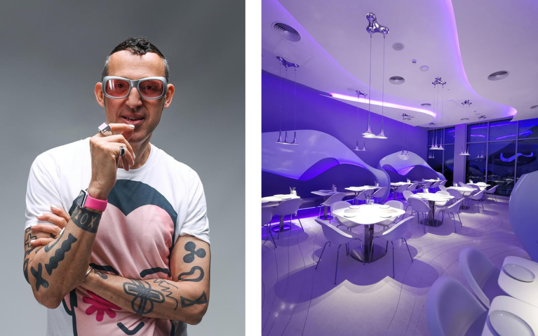 Interview with Karim Rashid: IDA Interior Design of the Year 2020 for 'Switch Bahrain'