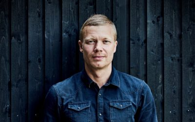 Meeting with Thomas Hansen, the Head of Global Hospitality at MUUTO and Jury member of LIV Design Awards.