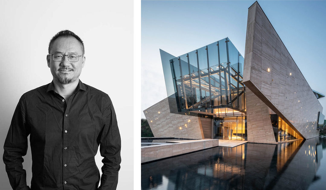 Larry Wen: IDA Architectural Design of the Year 2020 for 'One Sino Park'