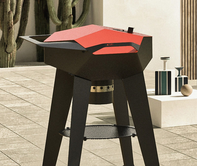 Fours Afifi, one of Morocco's most recognized brands eyes export market with aesthetically-unique BBQ design