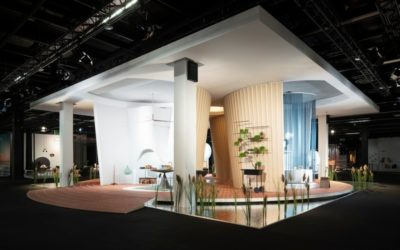 Das Haus at imm cologne 2020: living in air and light