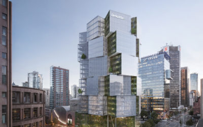2,000 Custom-Fit Motorized Shades to Enhance the Architectural Design of the Deloitte Summit Tower