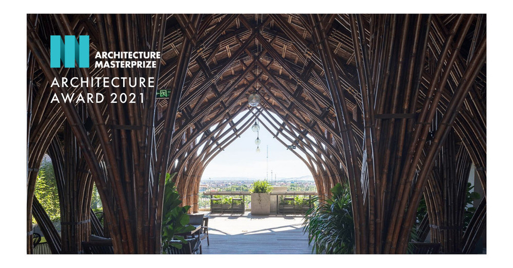 The Architecture MasterPrize, a Global Architecture Award, Launches its 6th Annual Edition