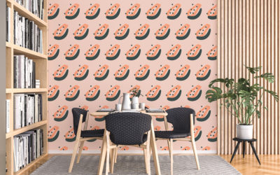 MERAKI: New Adhesive Wall Coverings Designed by Artists From Quebec