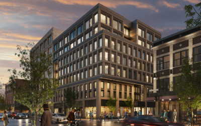 ELI CONDOS: official launch of construction works